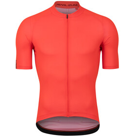 PEARL iZUMi Attack Jersey Korte Mouwen Heren, screaming red